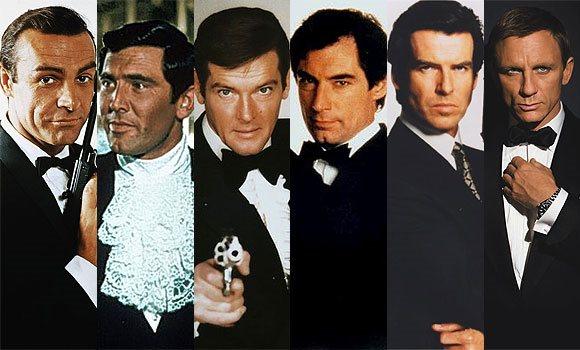 Mr  Movie: James Bond: Each Actors Series Ranked