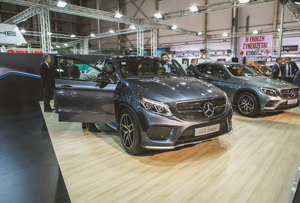 Στη τελική ευθεία βρίσκονται οι προετοιμασίες για την έκθεση αυτοκινήτου «ΑΥΤΟΚΙΝΗΣΗ FISIKON 2017»