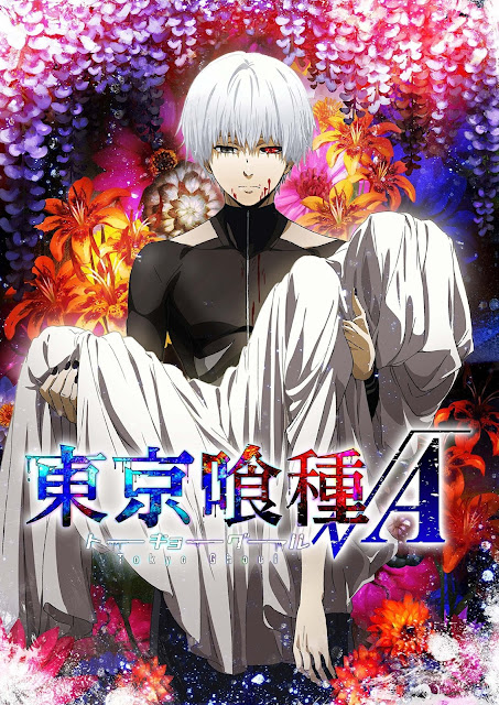 [Review Anime] Tokyo Ghoul √A