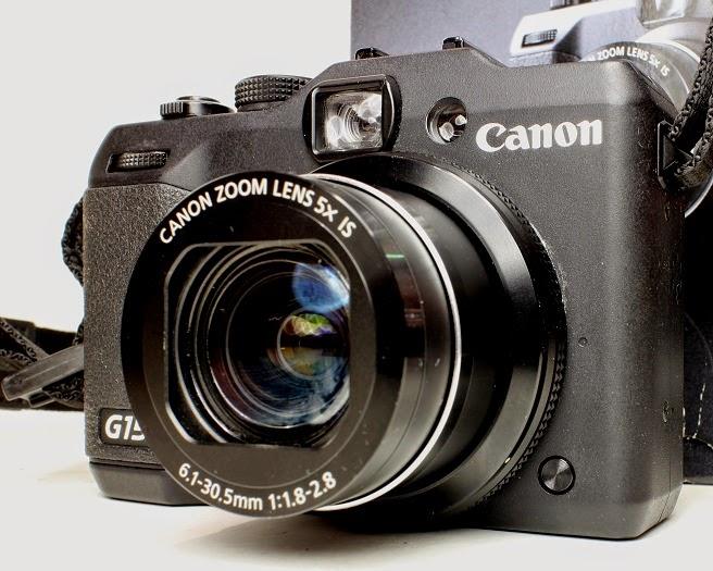 harga Canon G15 bekas