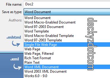 Mengamankan dokumen office word dari virus