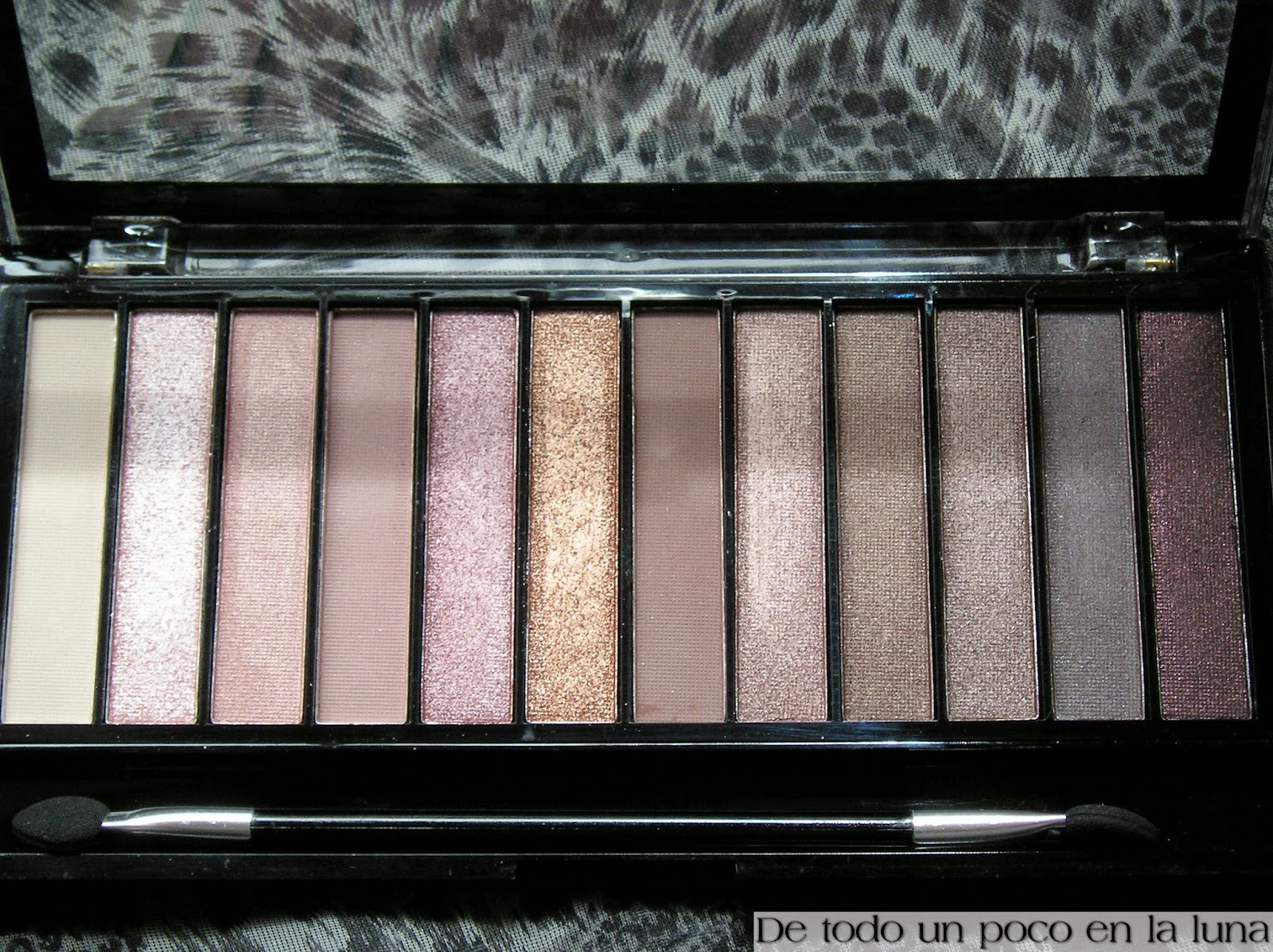 paleta iconic 3 makeup revolution