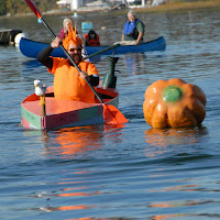 New England Fall Events_Pumpkin Regatta Damariscotta ME