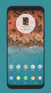 Cara membuat homescreen minimalis di Android, Inilah caranya