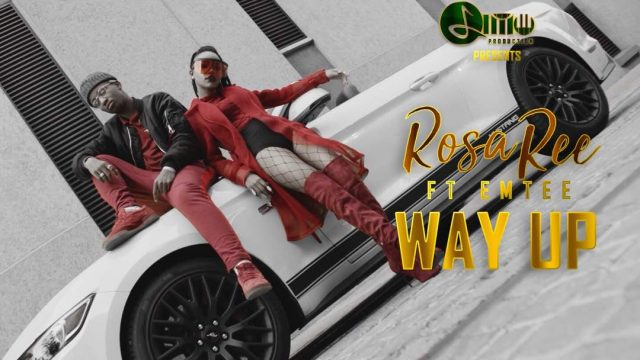 Rosa Ree Ft Emtee - Way Up