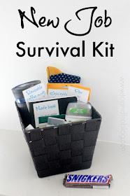 new job survival kit