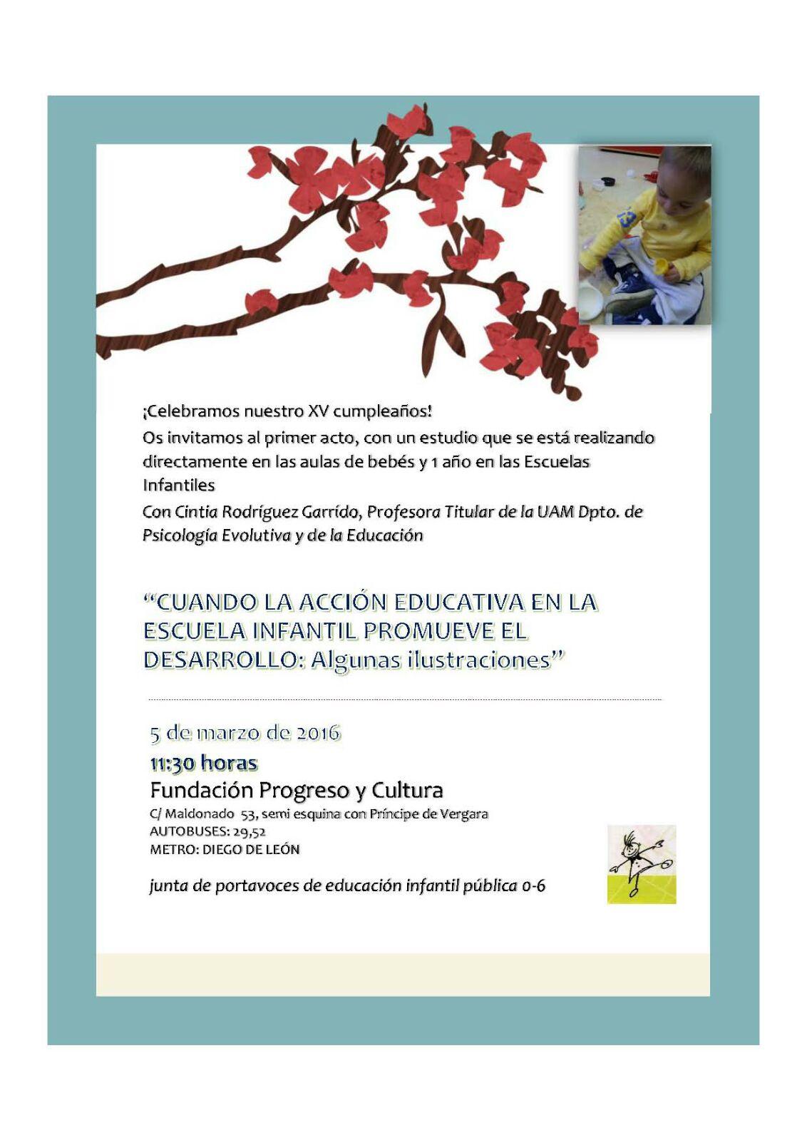 Mareaverde 5 3 2016 cuando la acci n educativa en la for La accion educativa en el exterior