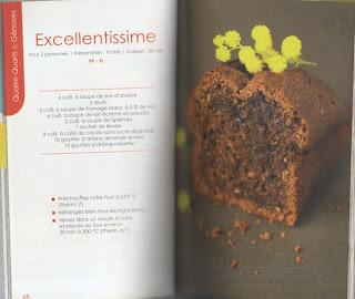 Gâteau au chocolat Dukan