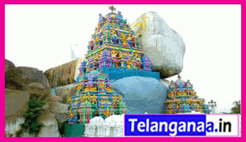 Sri Lakshmi Narasimha Swamy Temple in Telangana Nacharam Gutta