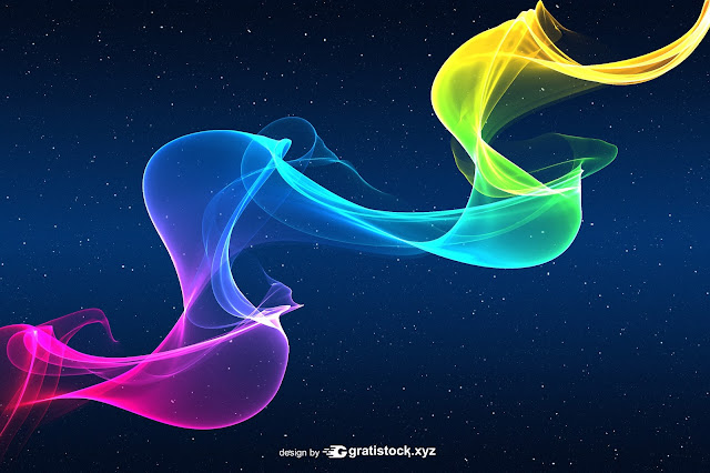 Free Download PNG File Of Colours Effects Wave.