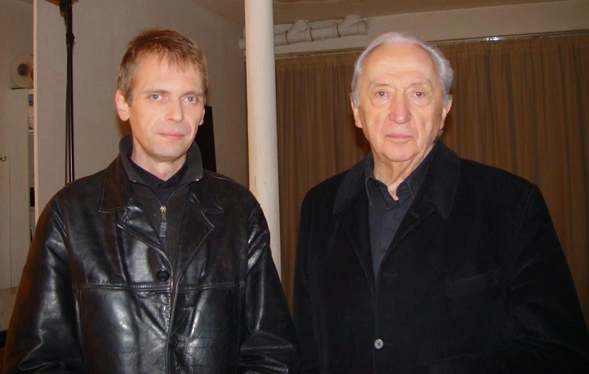 2005 - Paris - France  Pierre Soulages studio