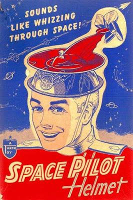 Tarco Space Pilot Helmet