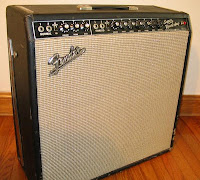 Fender Super Reverb amplifier image from Bobby Owsinski's Big Picture blog