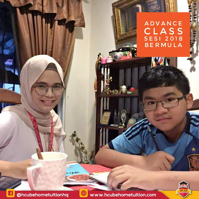 HCube Education Home Tuition & Guru Quran di Rumah