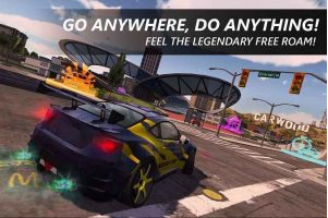 dengan permainan seru yang berganre racing Speed Legends Apk Mod v2.0.1 Unlimited Money Free for android
