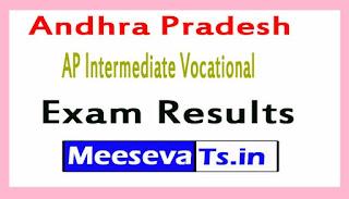 AP Intermediate Vocational Exam Results 2017