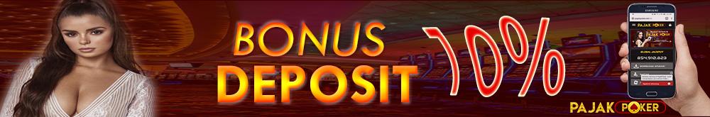 Bonus Deposit IDN Terbesar