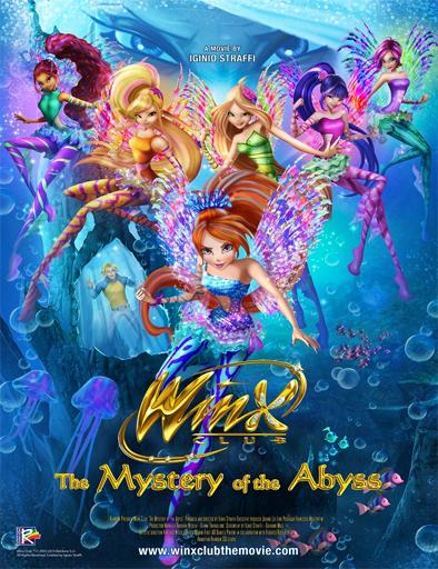 Ver Winx Club: El misterio del abismo (2014) Online