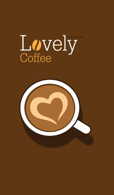 Lovely coffee