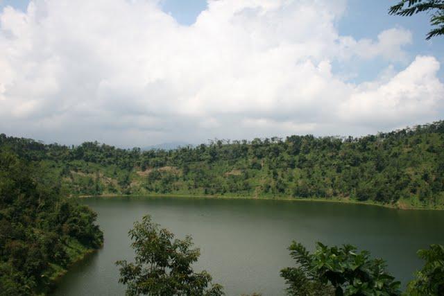 Danau Ranu Segaran gambar