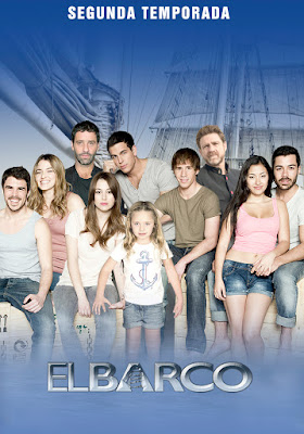 El Barco (TV Series) S02 DVD R2 PAL Spanish