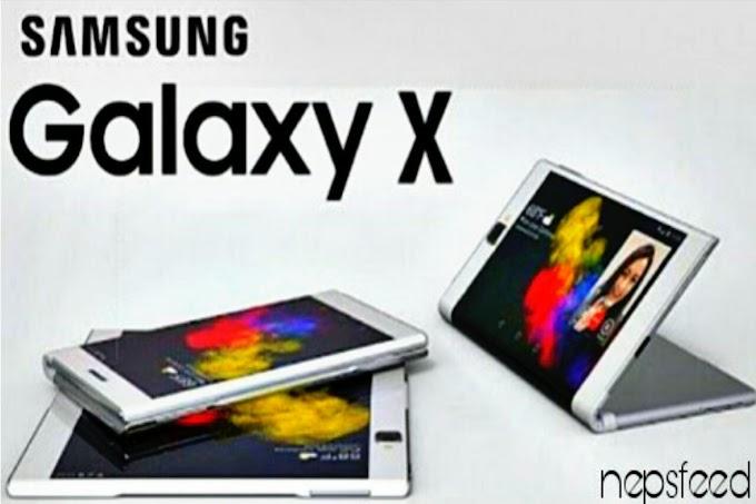 Samsung Galaxy x Foldable Smartphones