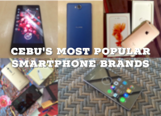 Cebu's Most Popular Smartphone Brands