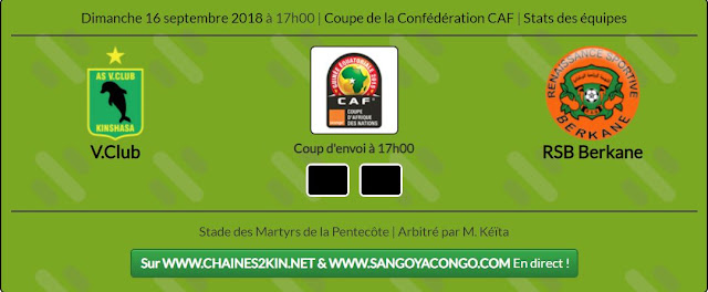 Les Télévisions de Kinshasa en direct