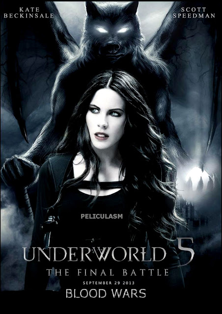 Nonton Underworld Blood Wars (2016)