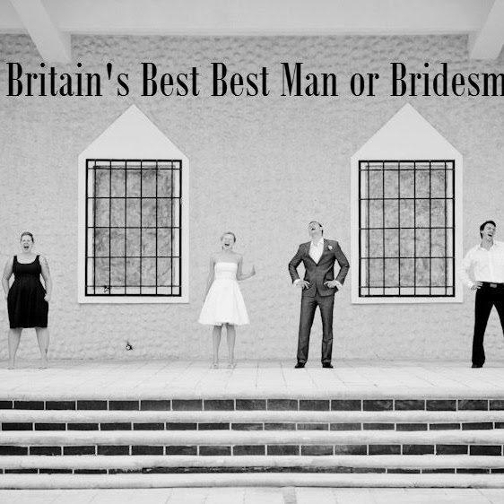 I am Britain's Best Bridesmaid 2013!!
