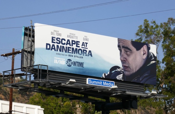 Escape at Dannemora billboard