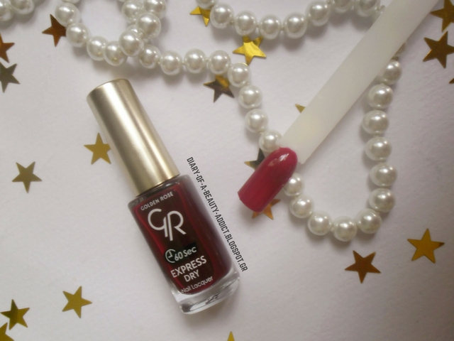 Golden Rose Express Dry Nail Lacquer 56