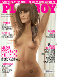 Revista Playboy Argentina – Julio 2008 PDF Digital