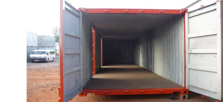 container 40 feet bao nhiêu m3