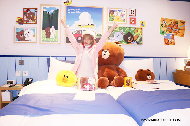 LINE FRIENDS HOTEL KOREA