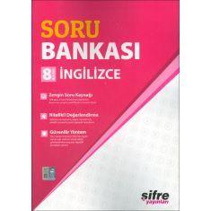 Şifre Yayınları 8.Sınıf İngilizce Soru Bankası