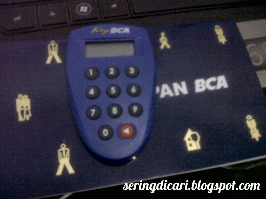 Token Klik BCA