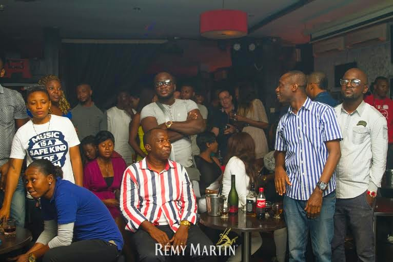24 Photos from At The Club With Remy Martin party