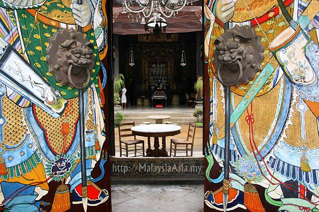 Penang Peranakan Temple