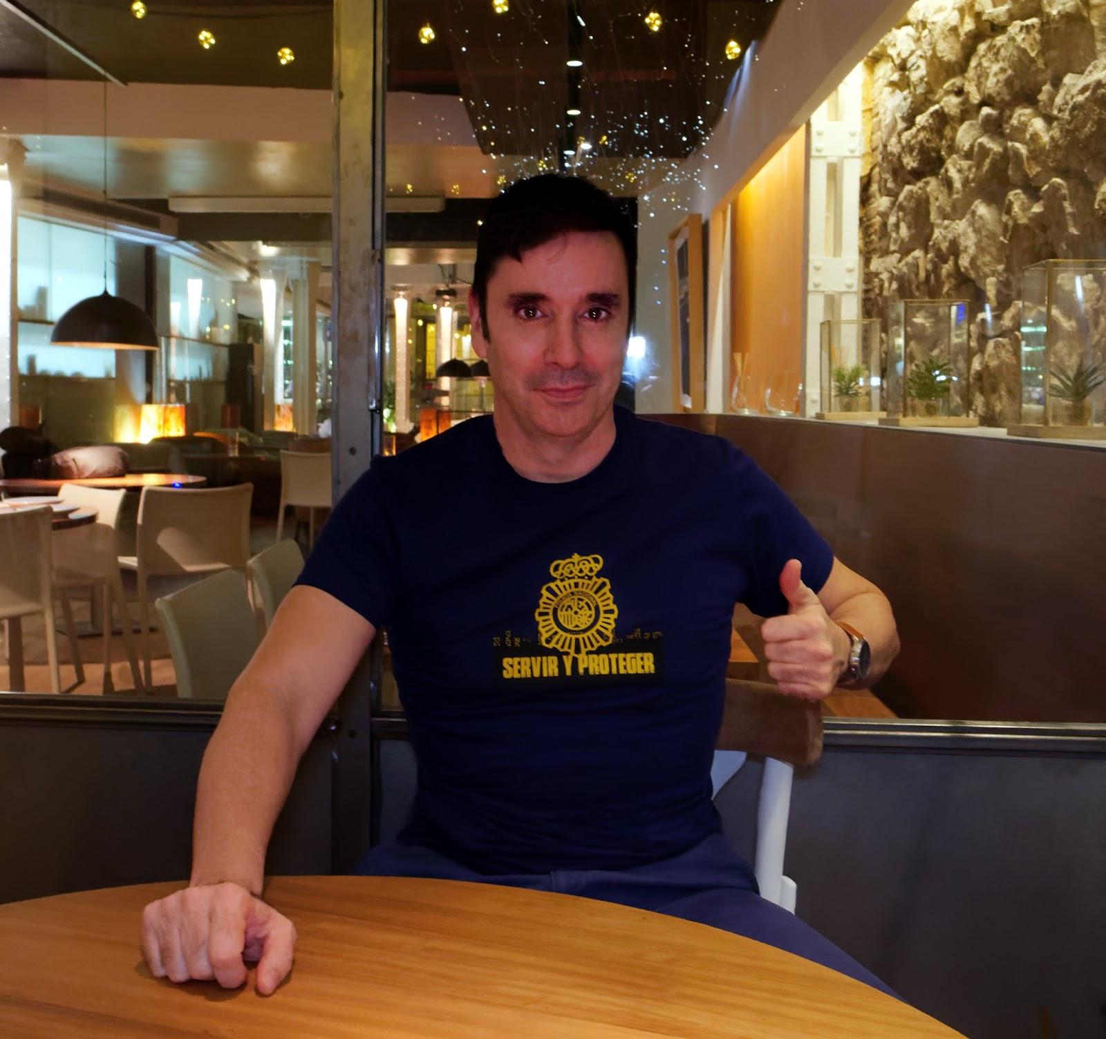 Rubén Torreón, director de 'Servir y proteger'