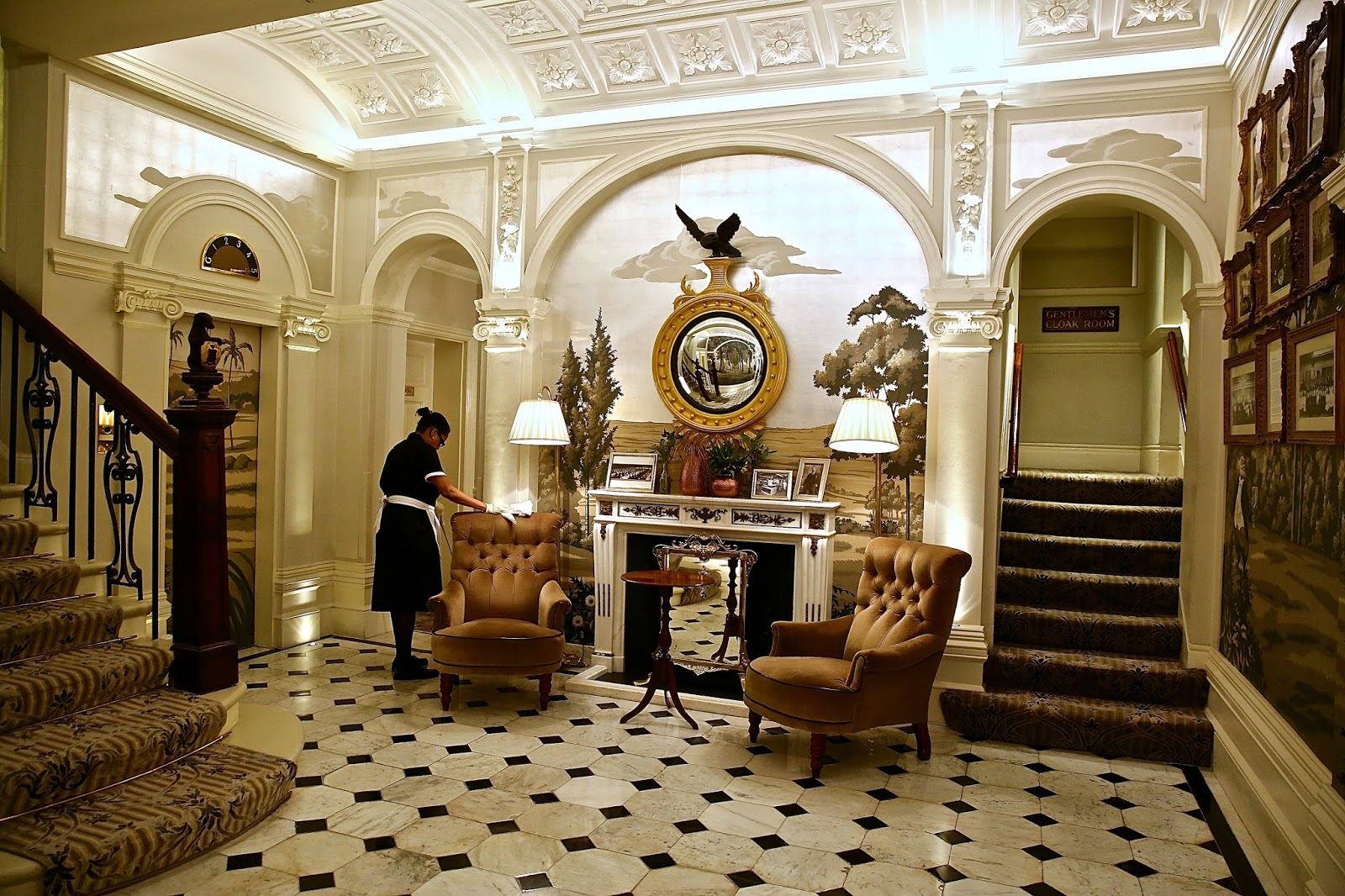 The Goring Dining Room Afternoon Tea