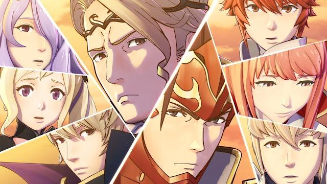 El código fuente de la web de Nintendo filtra supuesto Fire Emblem Fates para Switch 1
