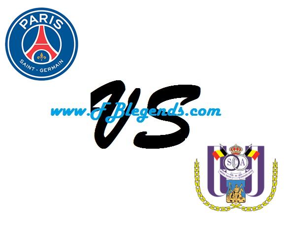 مشاهدة مباراة باريس سان جيرمان واندرلخت بث مباشر في دوري أبطال أوروبا يوم 18-10-2017 مباريات اليوم anderlecht vs paris saint germain