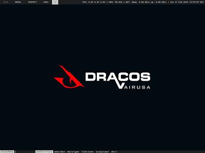 DracOS Linux Final V 1.0 Release