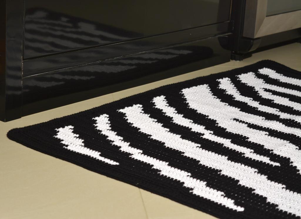 Material for Zebra tapete