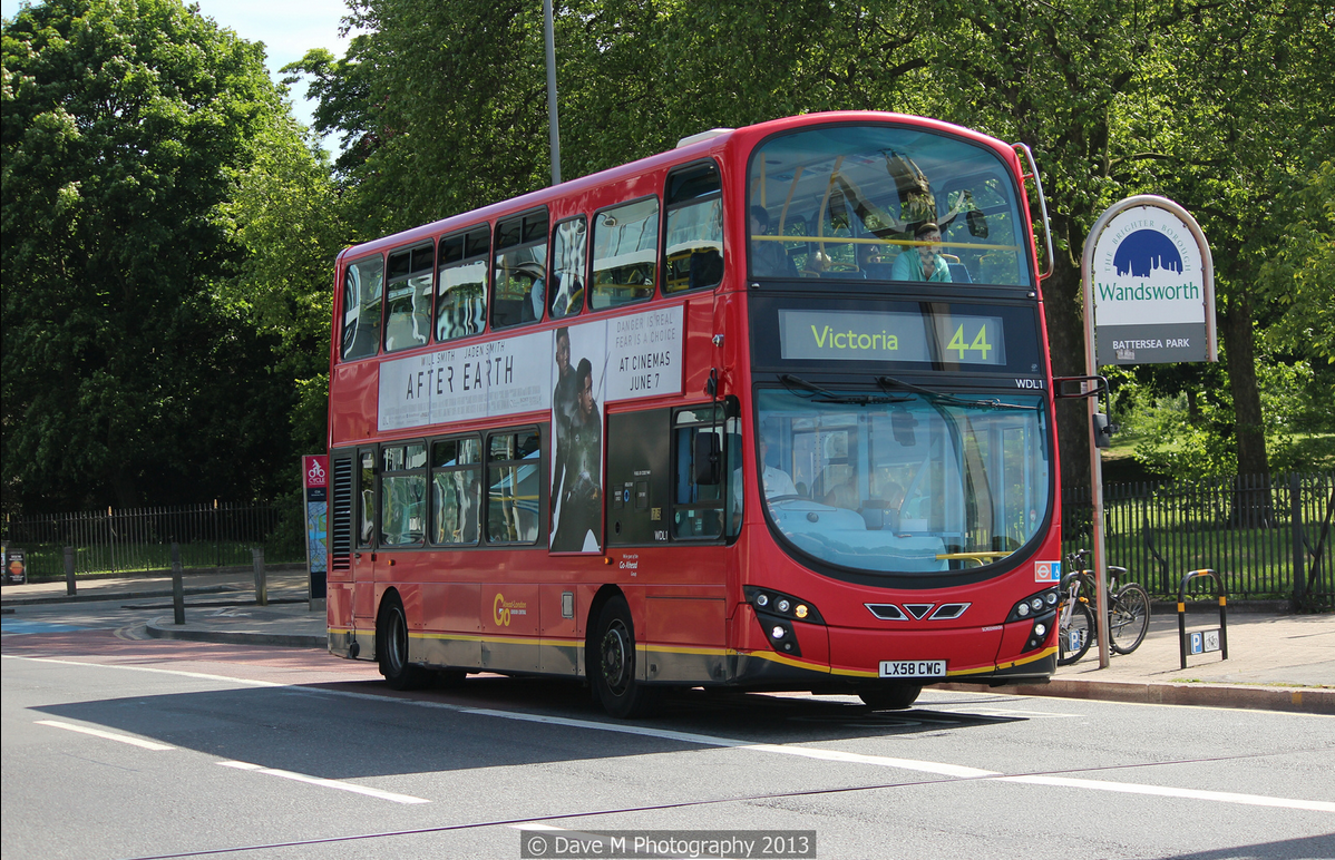 S44 Bus Time >> South London Bus Route Route 44 The South London Bus Blog