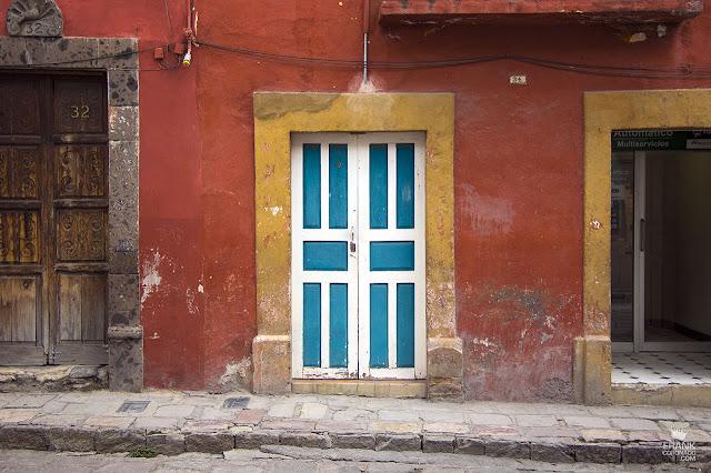 Puertas de San Miguel de Allende Guanajuato