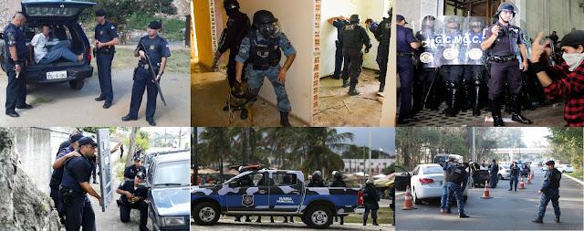 Guarda Civil Municipal pode abordar, deter e usar a força, afirma lei federal