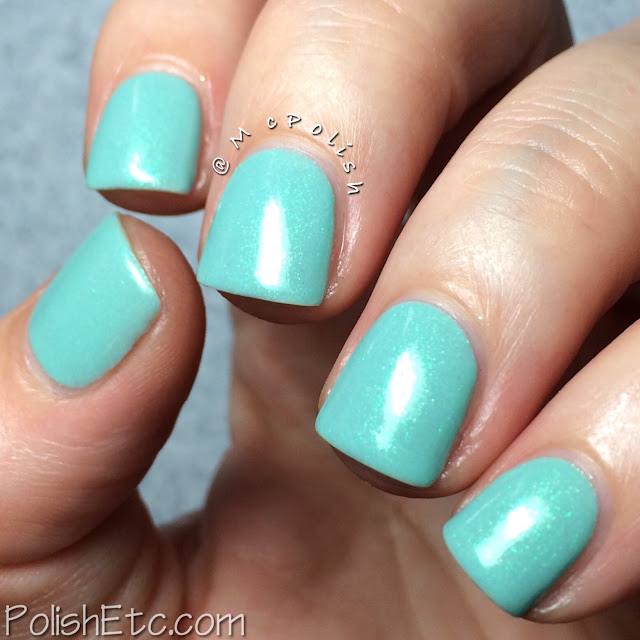 Takko Tuesday! - Curiouser & Curiouser - McPolish