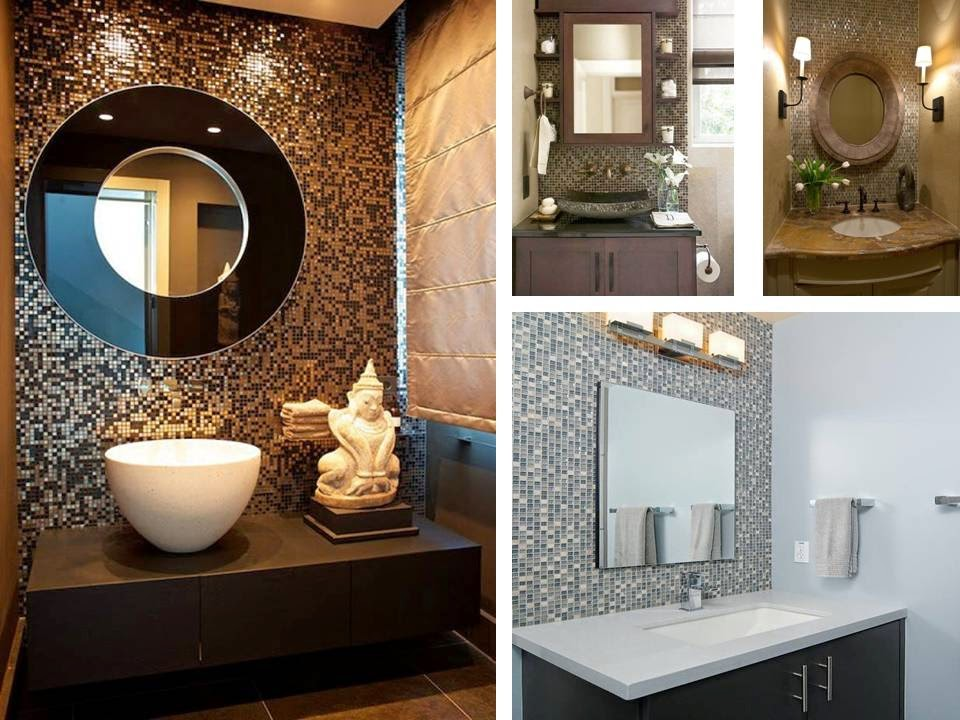 wonderful Mosaic Bathroom Tile designs